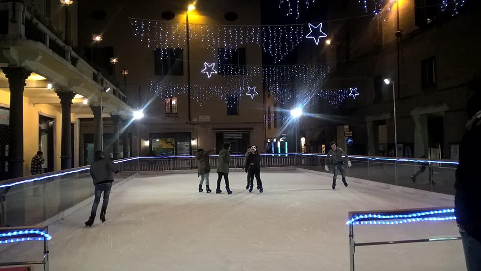 Imola on Ice